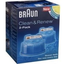 BRAUN CCR2 Clean & Renew Σετ 2 Τεμαχίων