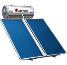 Bartec 160lt/3m² Glass Τριπλής Ενέργειας