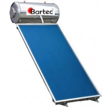 Bartec 100lt/1.5m² Glass Διπλής Ενέργειας