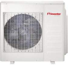 Inventor U2MRSL(3)-27 Inverter Εξωτερική Μονάδα Multi για τρία εσωτερικά κλιματιστικά 27.000 / 30.000 btu/h