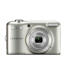 Nikon coolpix L28 Silver CoolKit &Red