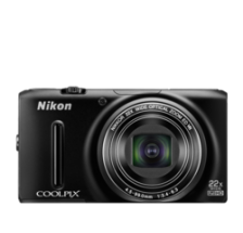 Nikon Coolpix S9500 Black