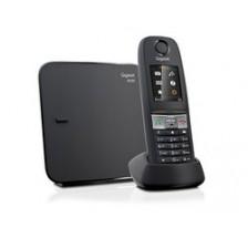 Siemens Gigaset E630 Μαύρο Ασύρματο Τηλέφωνο