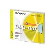 Sony DVD-RW 4,7GB 1X- 2X